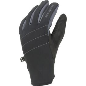 Sealskinz Waterproof All Weather Guantes con Fusion Control, black/grey